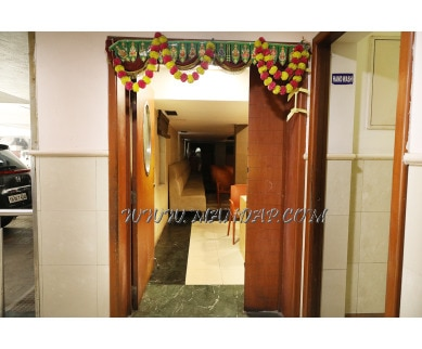 Explore Rpr Residency Suprem Hall (A/C) in Mylapore, Chennai - Hall entrance