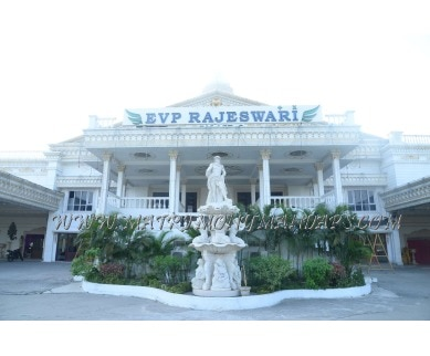 Explore EVP Rajeswari Marriage Pale 2 (A/C) in Kolapakkam, Chennai - Building View