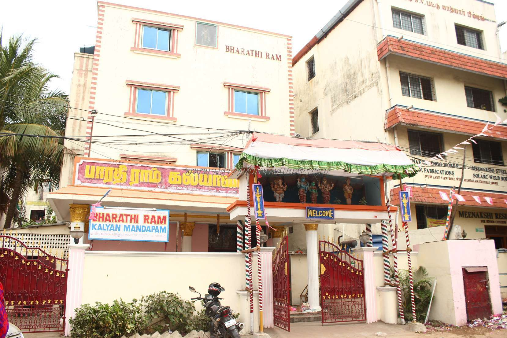Find the availability of the Bharathi Ram Kalyana Mandapam (A/C) in West Mambalam, Chennai and avail special offers