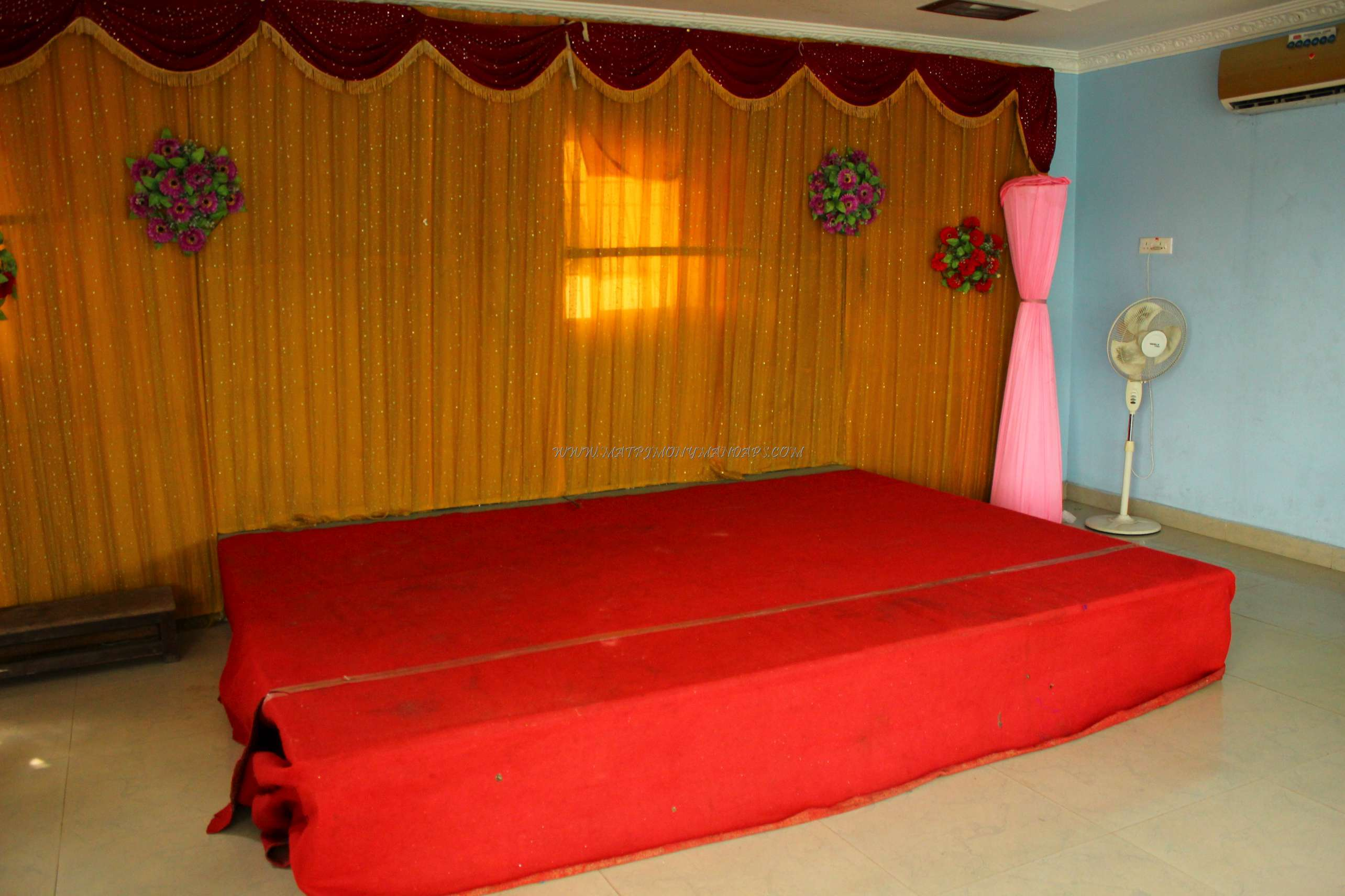 Find the availability of the CR Party Hall (A/C) in Pallikaranai, Chennai and avail special offers