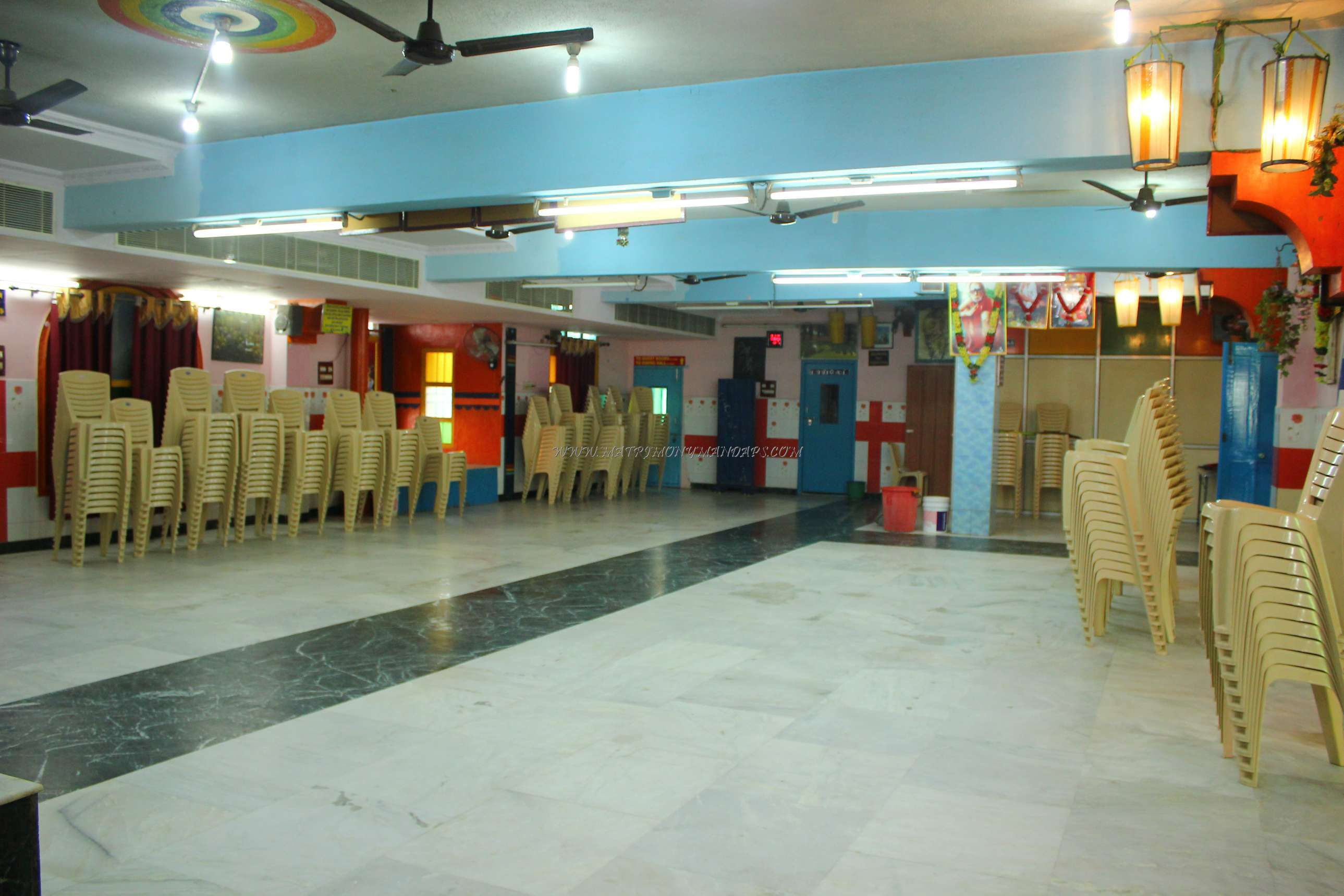 Abirami Thirumana Koodam - Hall