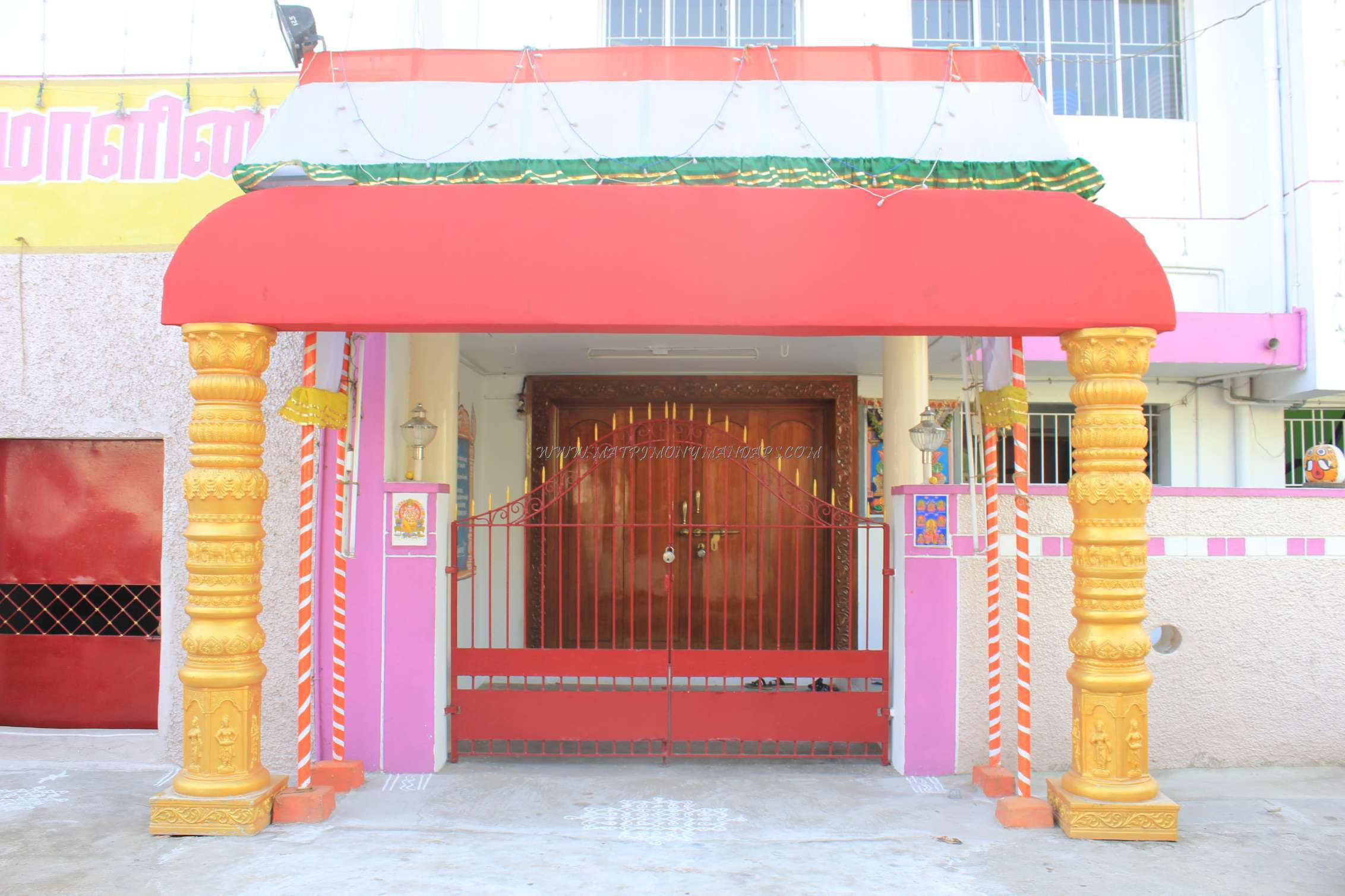 Find the availability of the Sri Maheshwari Kalyana Maligai in Ambattur, Chennai and avail special offers