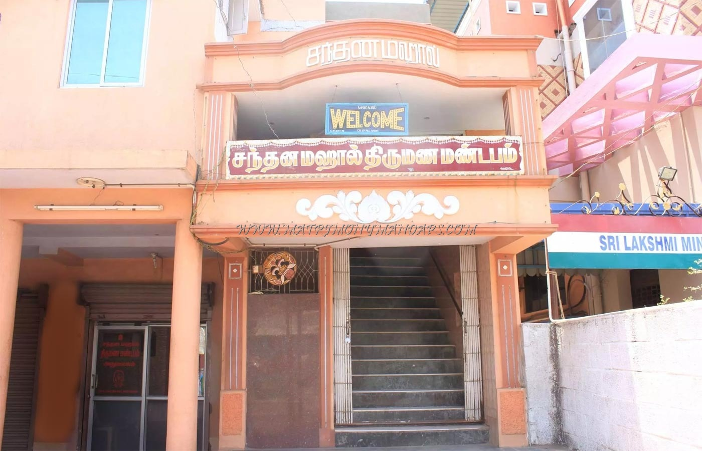 Find the availability of the Sandhana Mahal Thirumana Mandapam in Adambakkam, Chennai and avail special offers