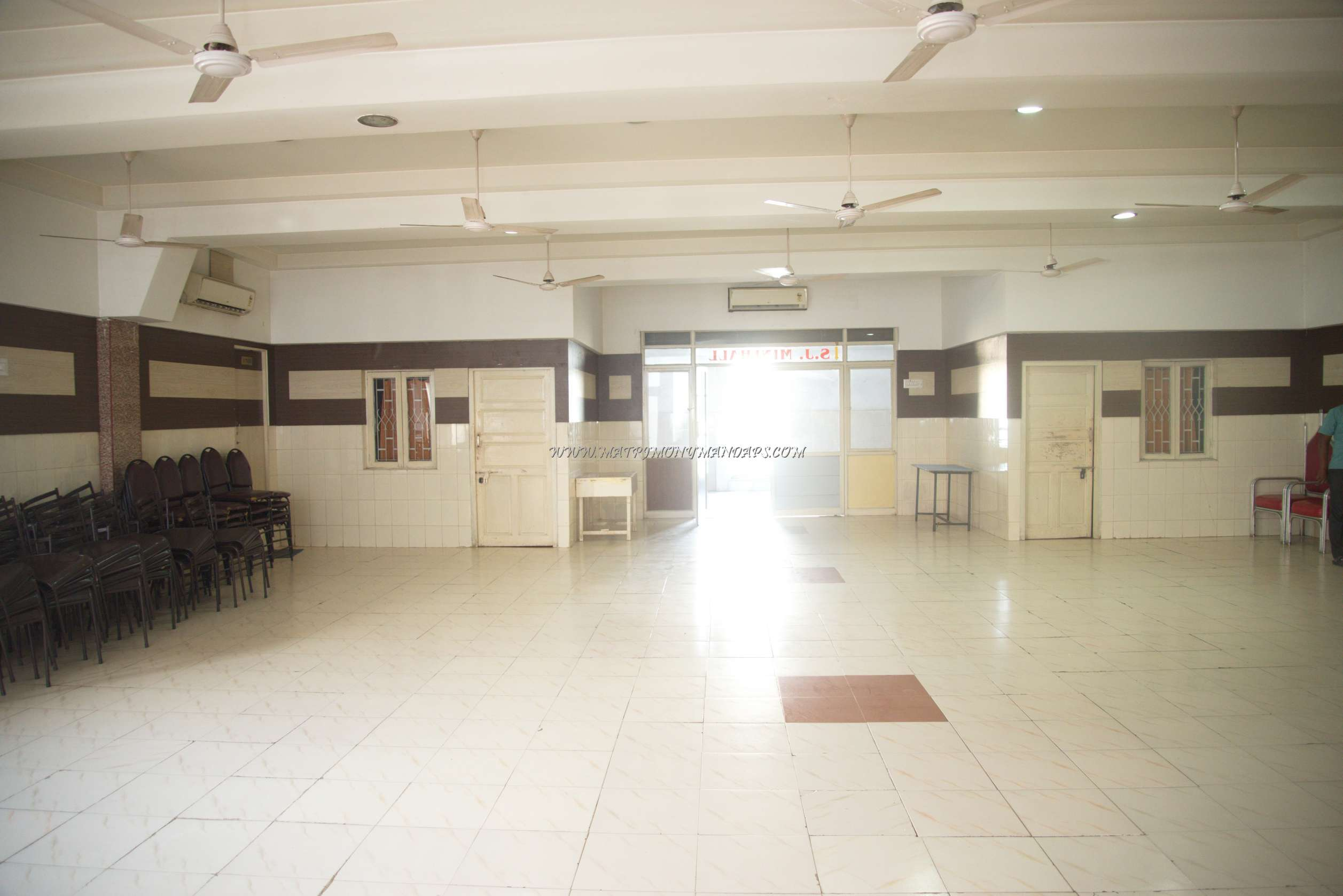 Find the availability of the SJ Mini Hall (A/C) in Valasaravakkam, Chennai and avail special offers