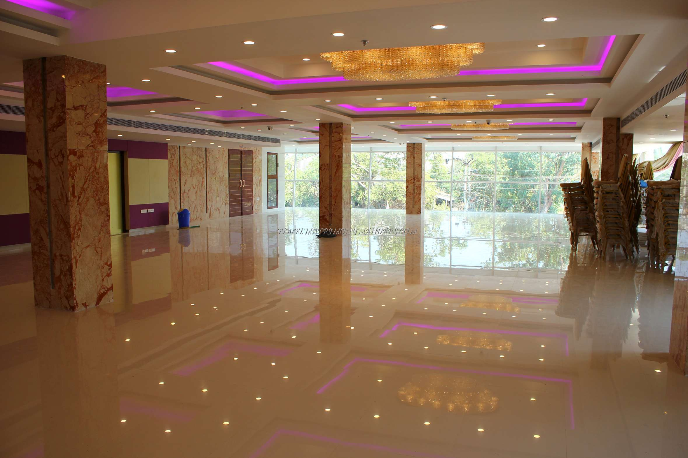 Find the availability of the Risa Banquets (A/C) in ECR, Chennai and avail special offers