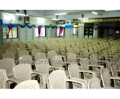 Explore Sri Vari Seshaa Mahal  (A/C) in Red Hills, Chennai - Hall