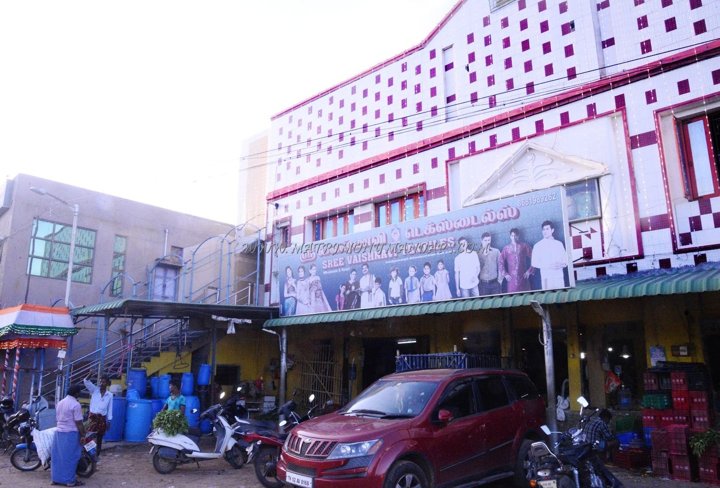 Find the availability of the Sree Vishnu Mahal in Villivakkam, Chennai and avail special offers