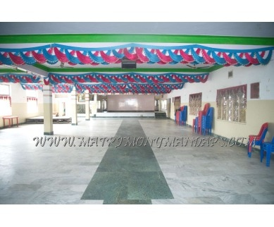 Explore Vaidhi Poopathy Thirumana Maligai in Washermanpet, Chennai - Hall