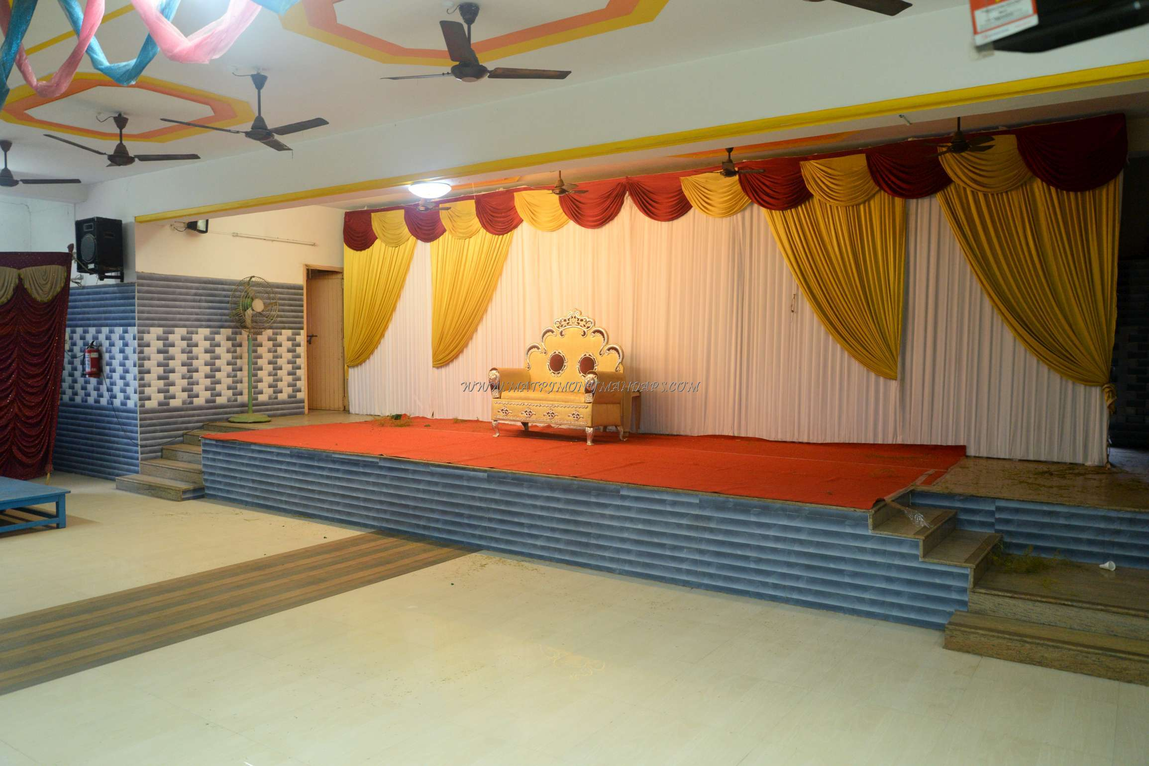 Find the availability of the Kamarajar Thirumana Maligai in Ayanavaram, Chennai and avail special offers