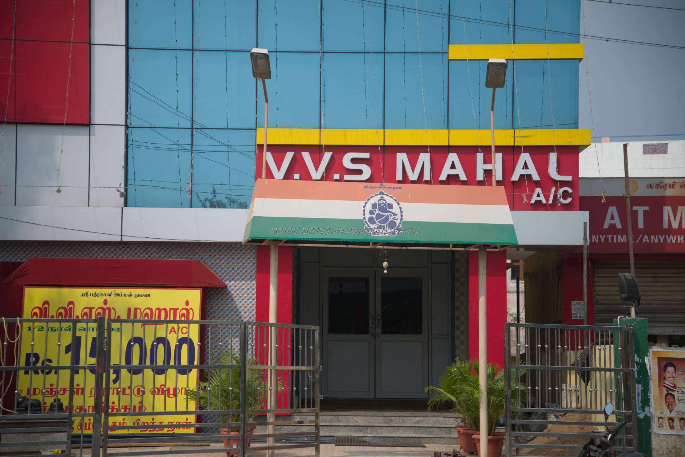 Find the availability of the VVS Mahal in Kundrathur, Chennai and avail special offers