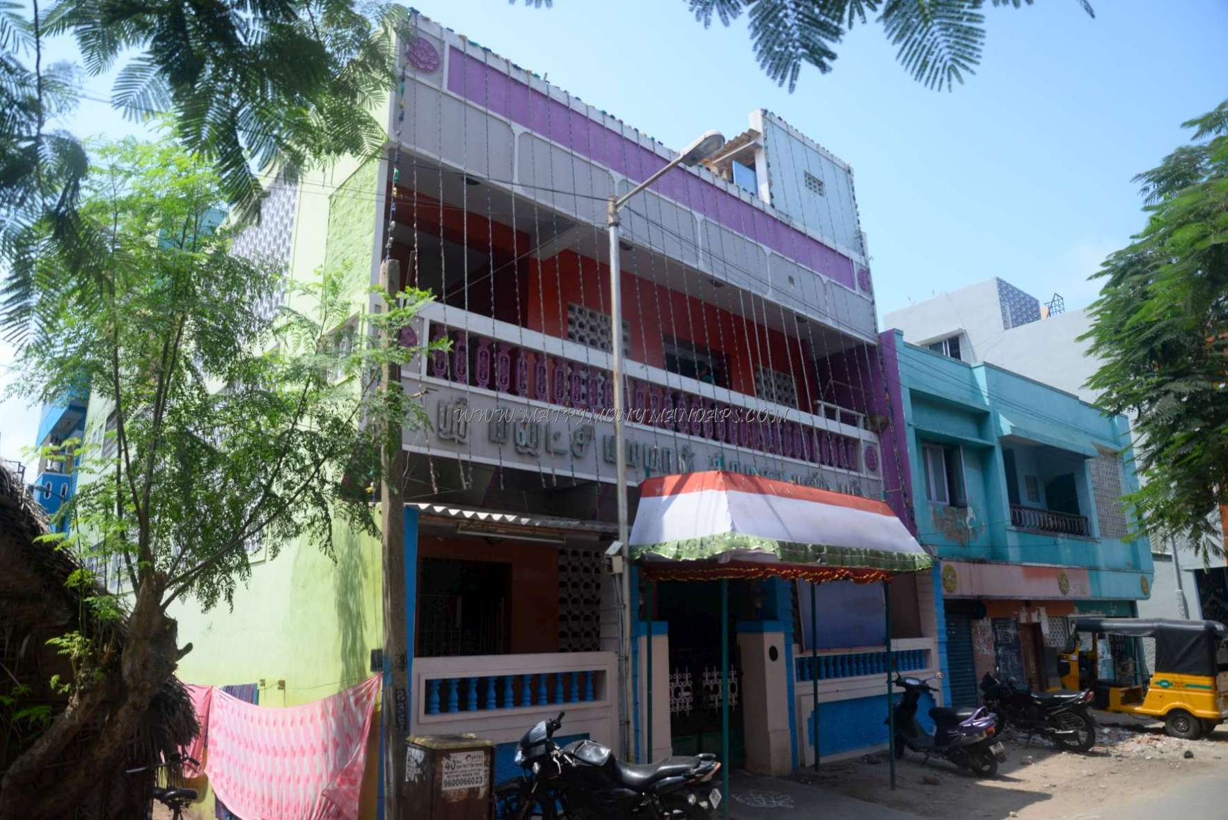 Find the availability of the Sri Meenakshi Amman Thirumana Mandapam in Tiruvottiyur, Chennai and avail special offers