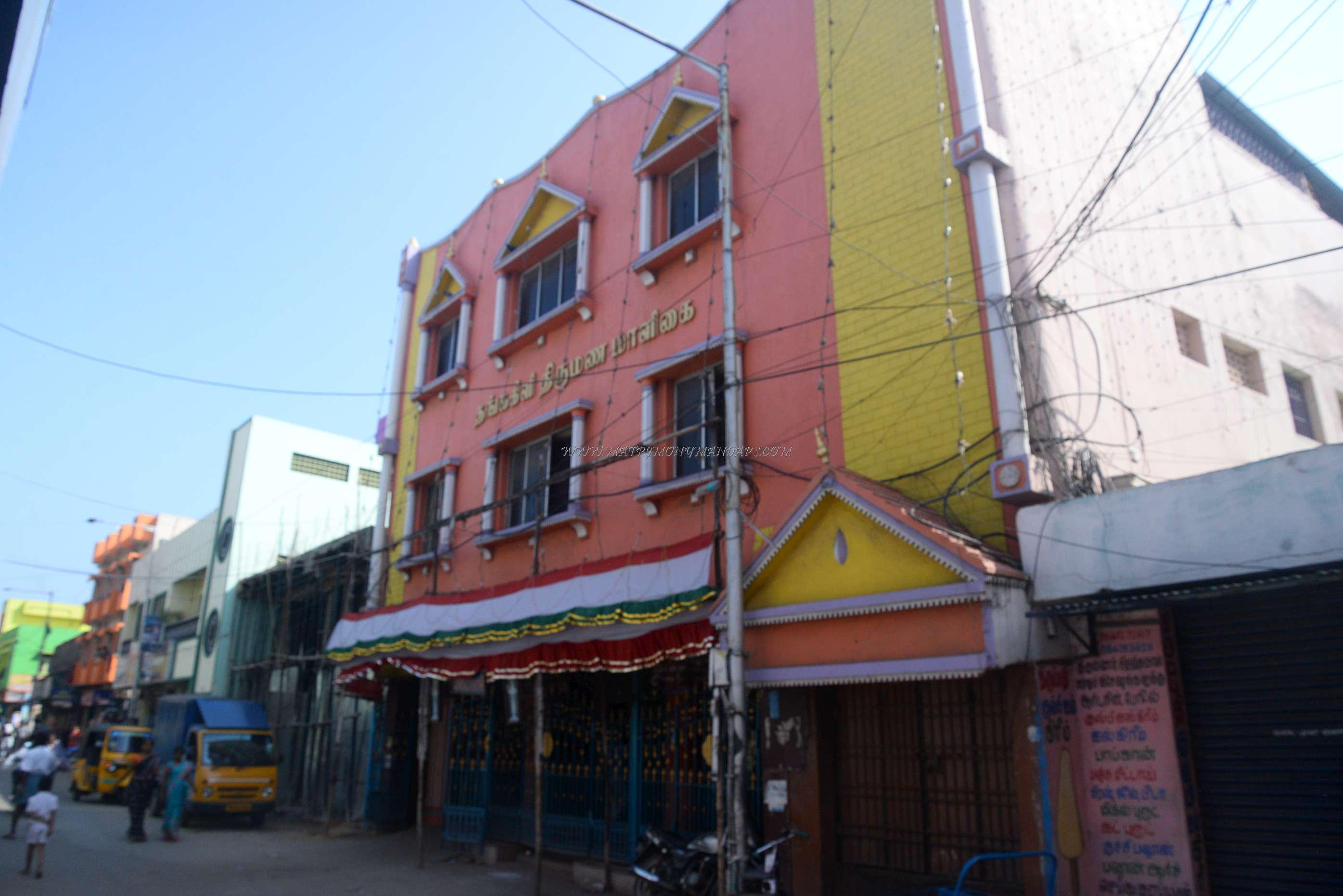 Find the availability of the Thangakili Kalyana Mandapam in Washermanpet, Chennai and avail special offers