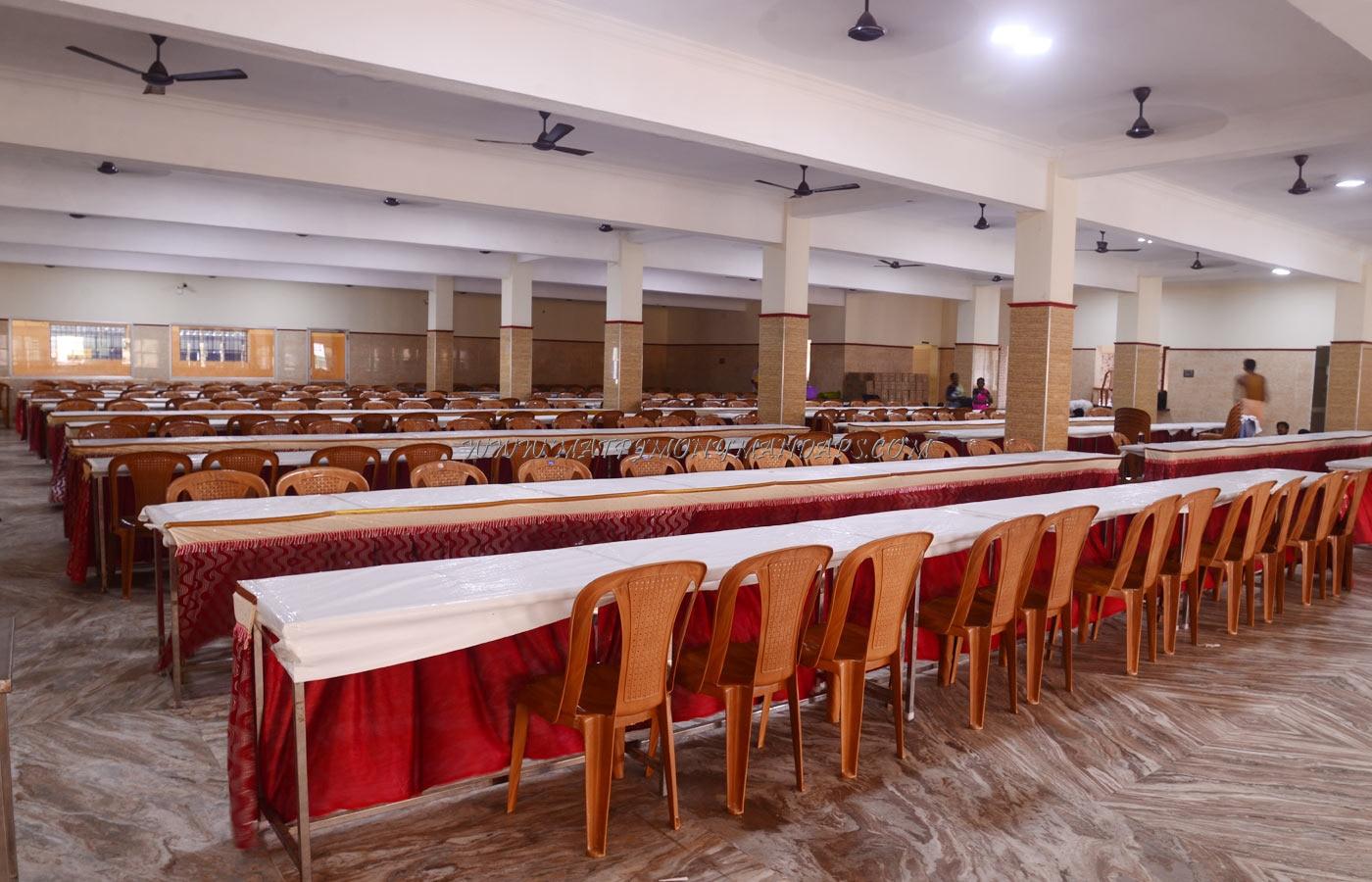 MSK Diamond Mahal - Dining Hall