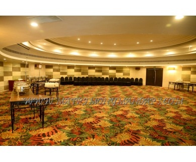 Explore Sandesh The Savera (A/C) in Mylapore, Chennai - Pre-function Area