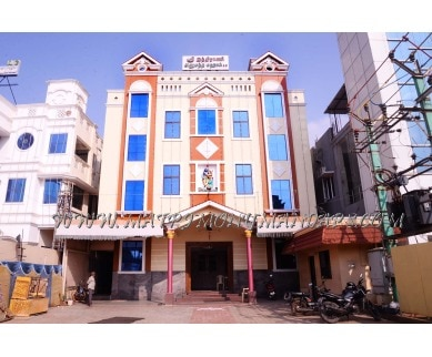 Explore Shree Indirani Hanumantha Mahal (A/C) in Kolathur, Chennai - Building View