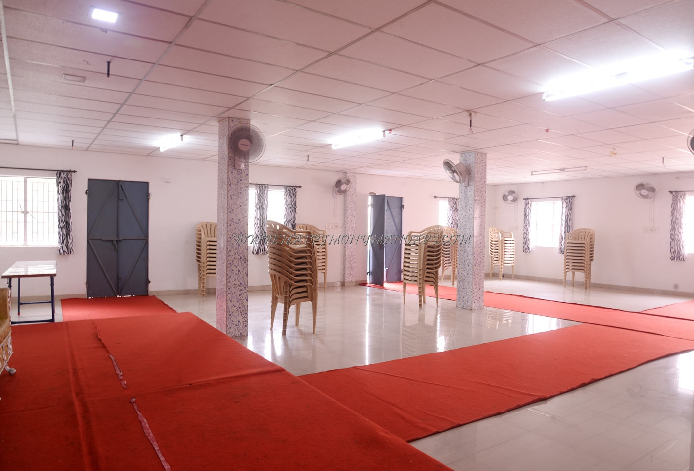 Jhaanavi Reception Hall - Hall