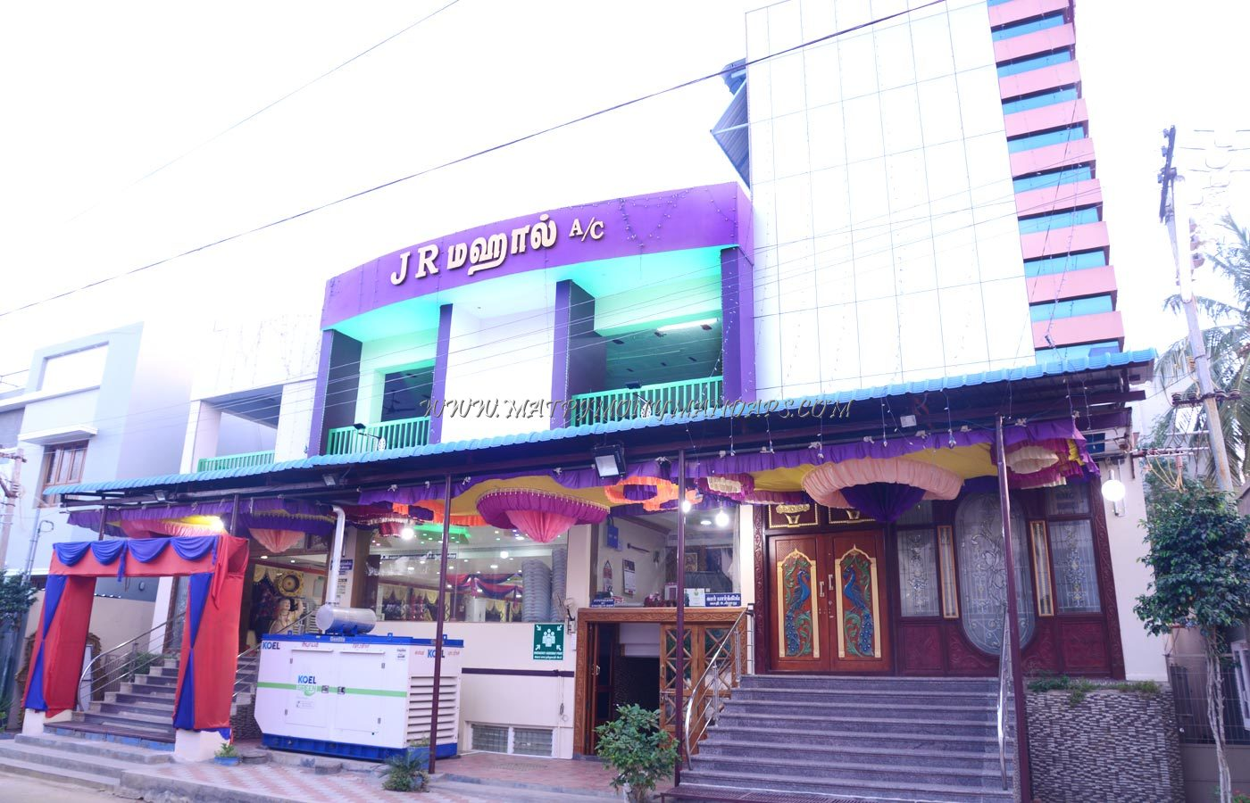 Find the availability of the JR Mahal  (A/C) in Thiruppalai, Madurai and avail special offers