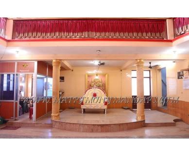 Explore AR Thirumana Mahal in Mela Anuppanadi, Madurai - Stage