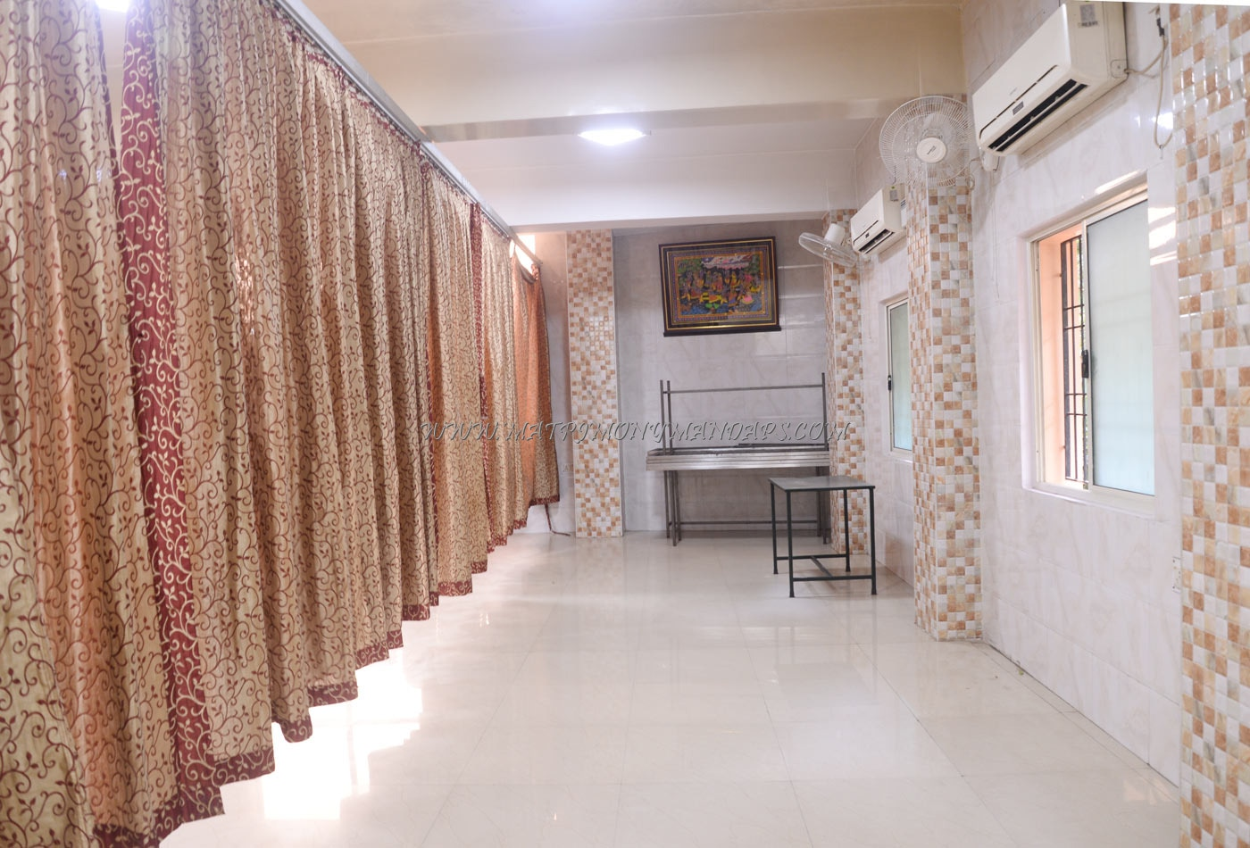 Find the availability of the Sree Balaji Hall  1 (A/C) in Nandanam, Chennai and avail special offers