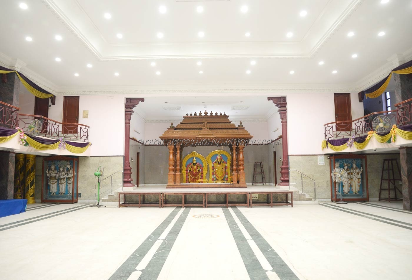 Find the availability of the Murali Krishna Thirumana Mandapam (A/C) in Arumbakkam, Chennai and avail special offers