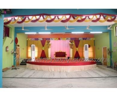 Explore VVV Community Hall in Selaiyur, Chennai - Stage