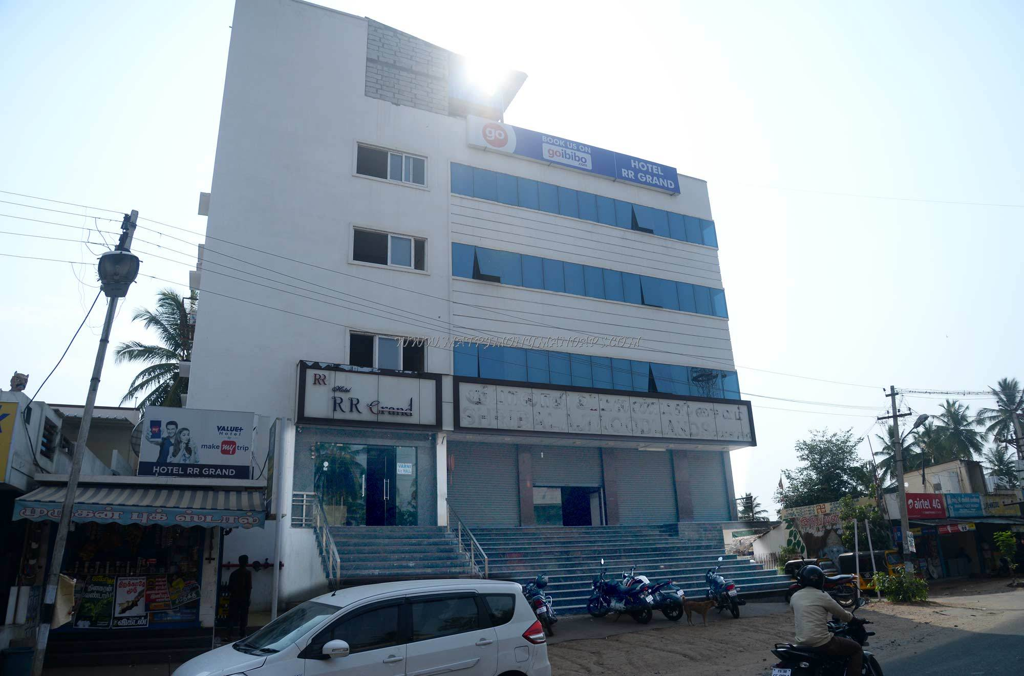 Find the availability of the Hotel RR Grand (A/C) in Thadagam, Coimbatore and avail special offers