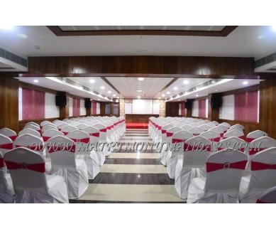 Explore Hotel Prince Gardens (A/C) in Ram Nagar, Coimbatore - Hall