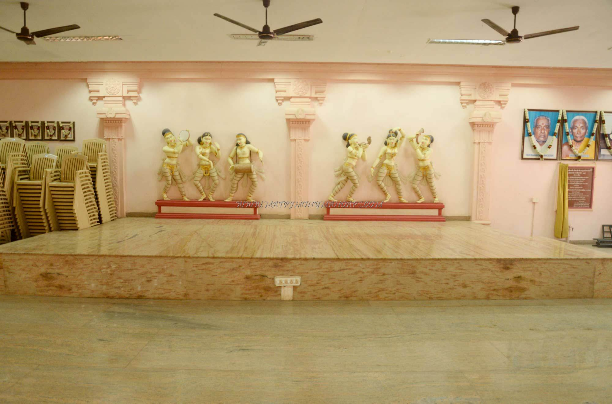RVS KPV Maruthammal Thirumana Mandapam - Hall
