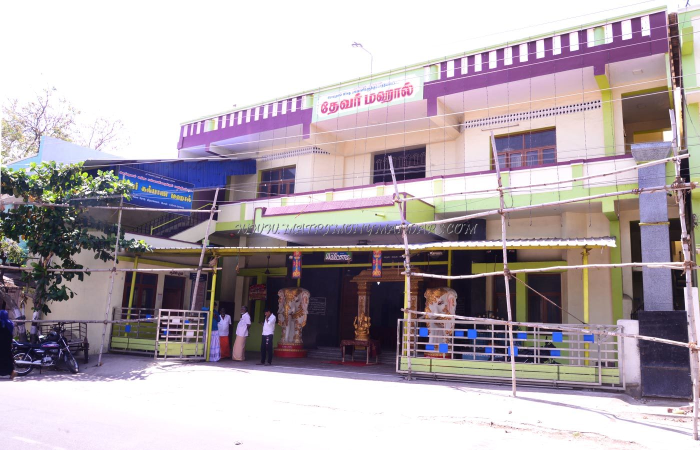 Find the availability of the Thevar Mahal in Thirumangalam, Madurai and avail special offers