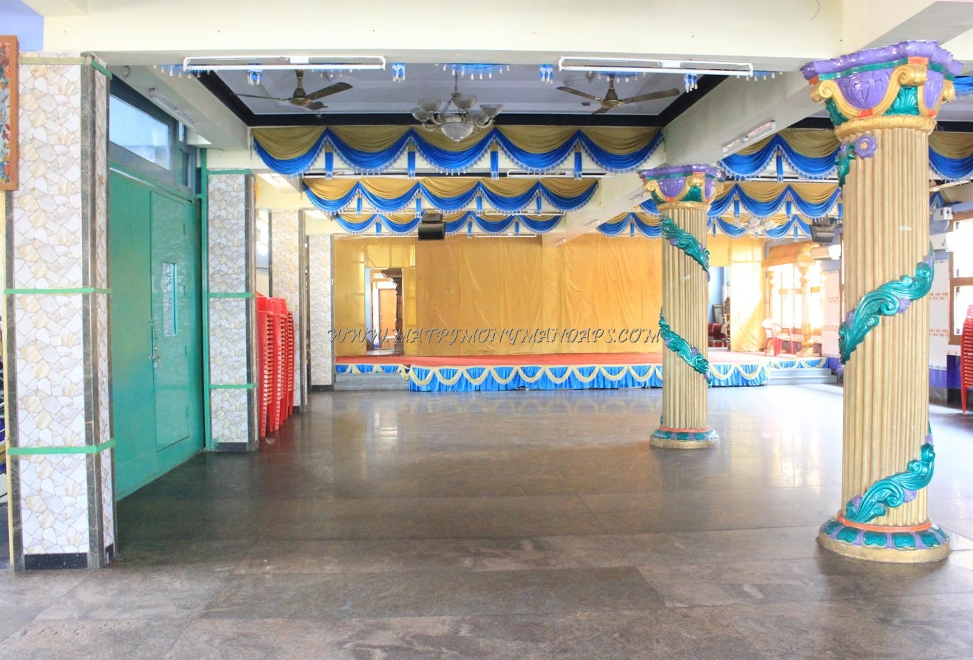 Find the availability of the VKK Mahal  (A/C) in Perambur, Chennai and avail special offers