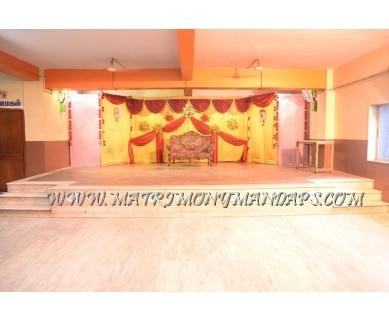 Explore Mariyam Mahal in Vyasarpadi, Chennai - Stage