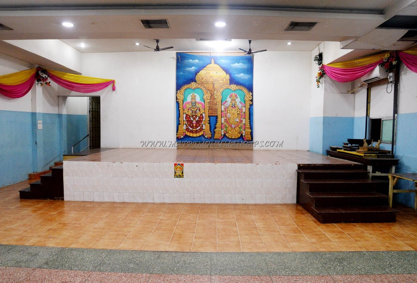 Find the availability of the Balaji Kalyana Mandapam (A/C) in T Nagar, Chennai and avail special offers