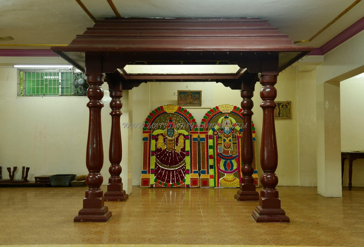 Find the availability of the MG Swamy Kalyana Mandapam (A/C) in Virugambakkam, Chennai and avail special offers