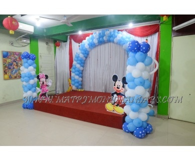 Explore Yoyos Party Hall (A/C) in KK Nagar, Chennai - Stage