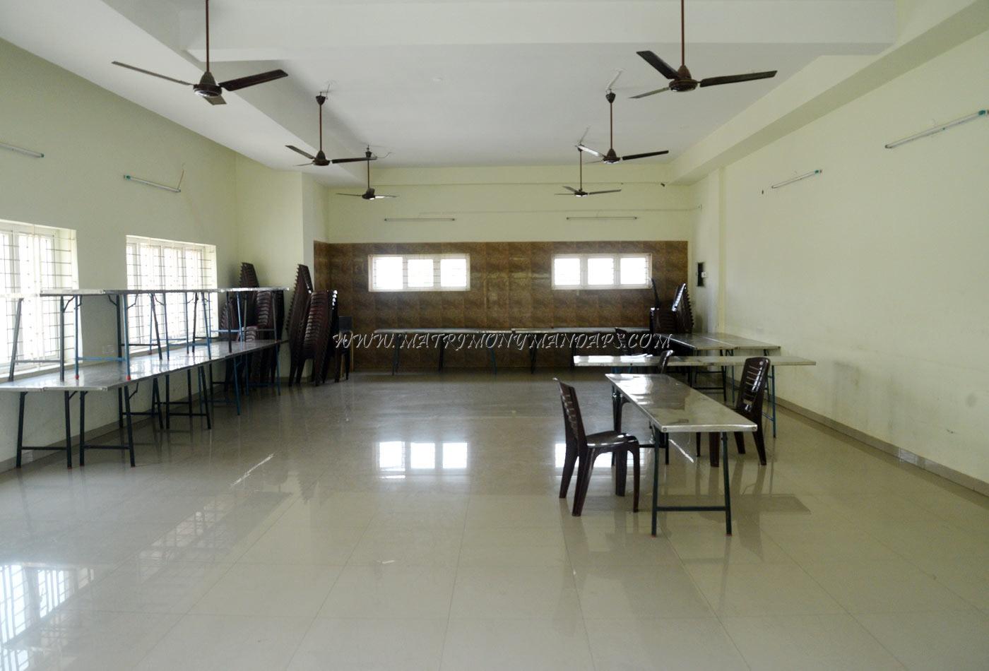 Veda Banquet Hall - Dining Hall