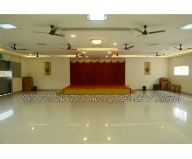 Explore Veda Banquet Hall in Nanjundapuram, Coimbatore - Hall