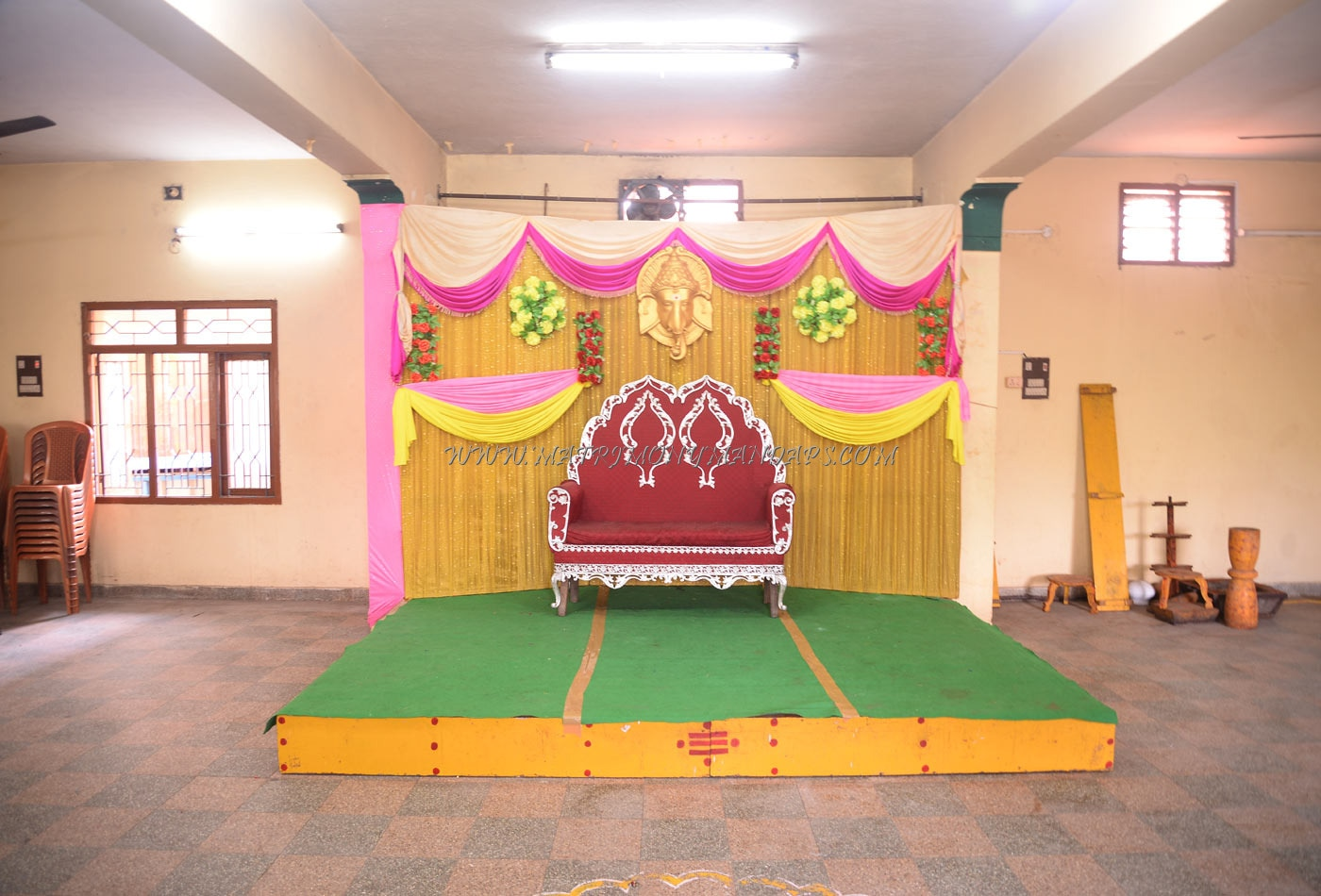 Find the availability of the MPN Kalyana Mandapam in Vadapalani, Chennai and avail special offers
