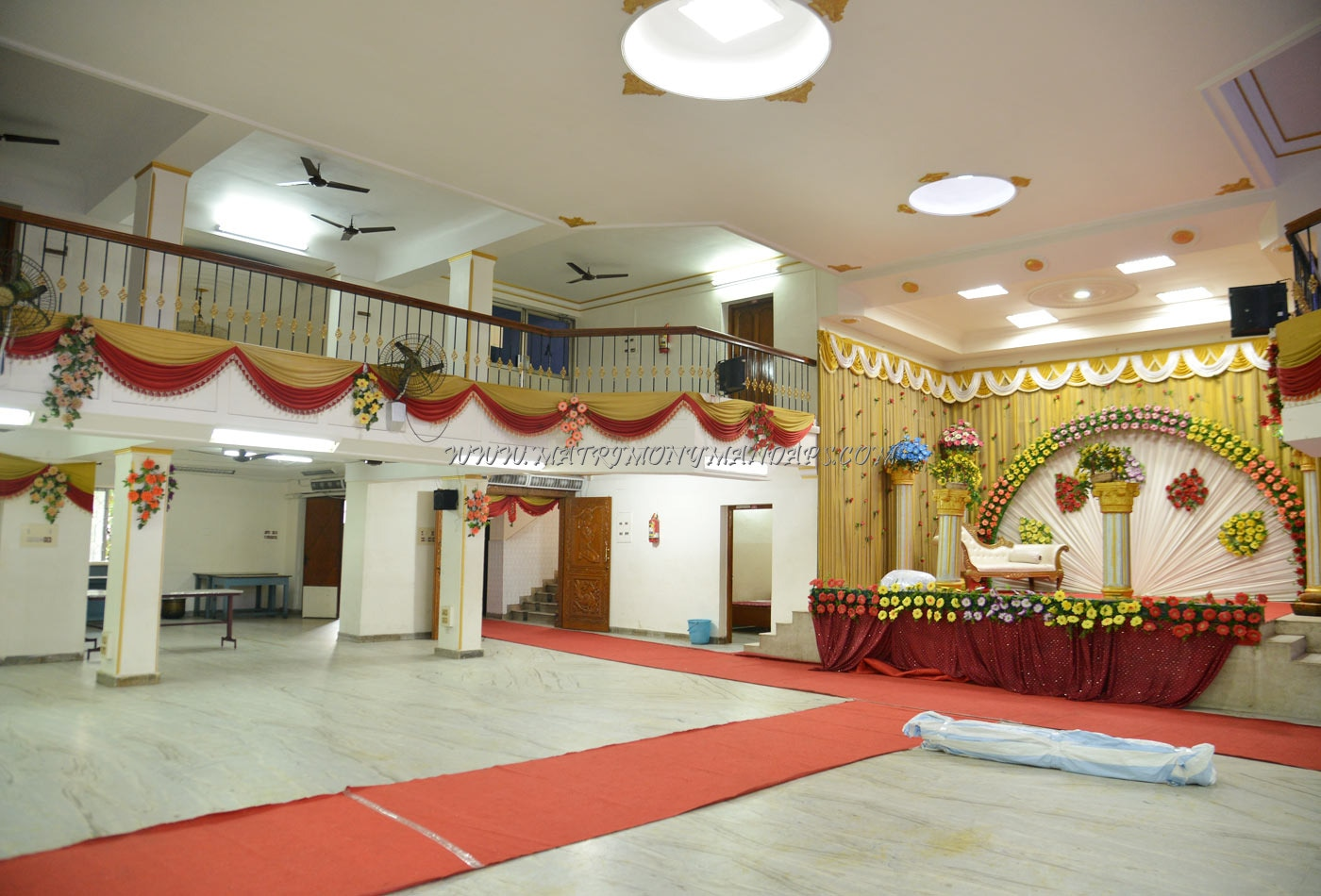 Find the availability of the Udhayam Kalyana Mandapam  (A/C) in Ashok Nagar, Chennai and avail special offers