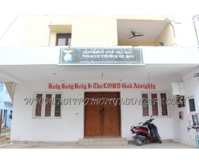 Explore Mirle Church Of God (A/C) in Mogappair, Chennai - Building View
