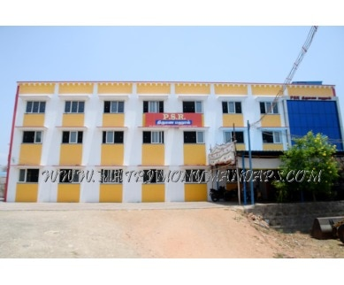 Explore PSR Thirumana Mahal in Kadachanendal, Madurai - Building View