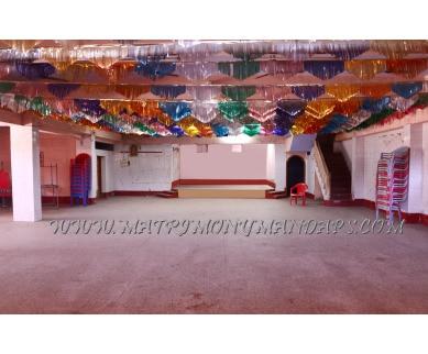 Explore Sri Vijayalakshmi Mahal in Sellur, Madurai - Hall