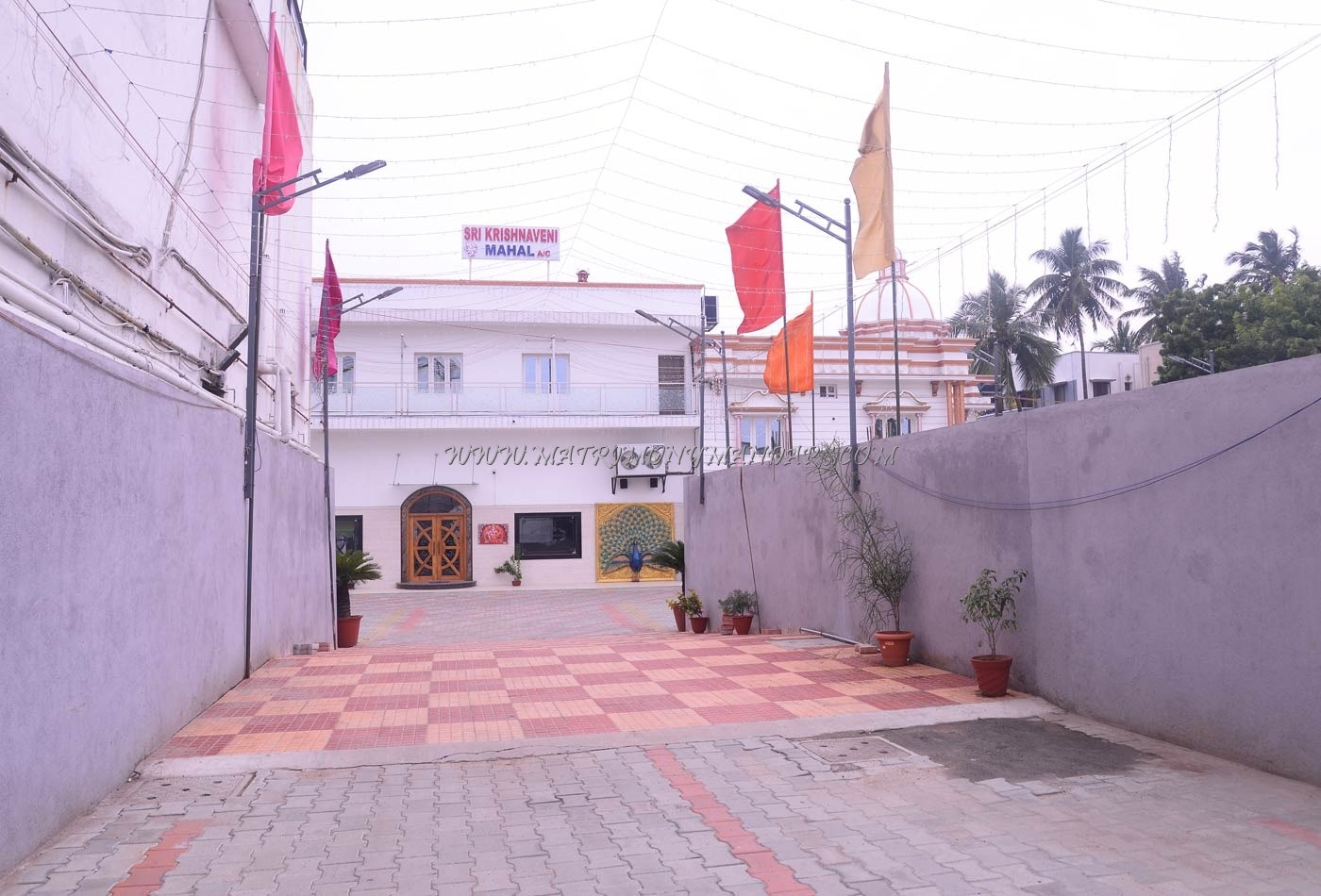 Find the availability of the Sri Krishnaveni Mahal  (A/C) in Porur, Chennai and avail special offers