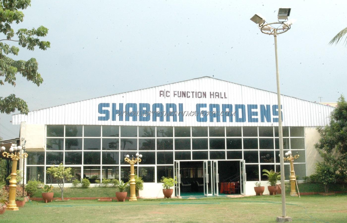 Shabari Gardens - Building View