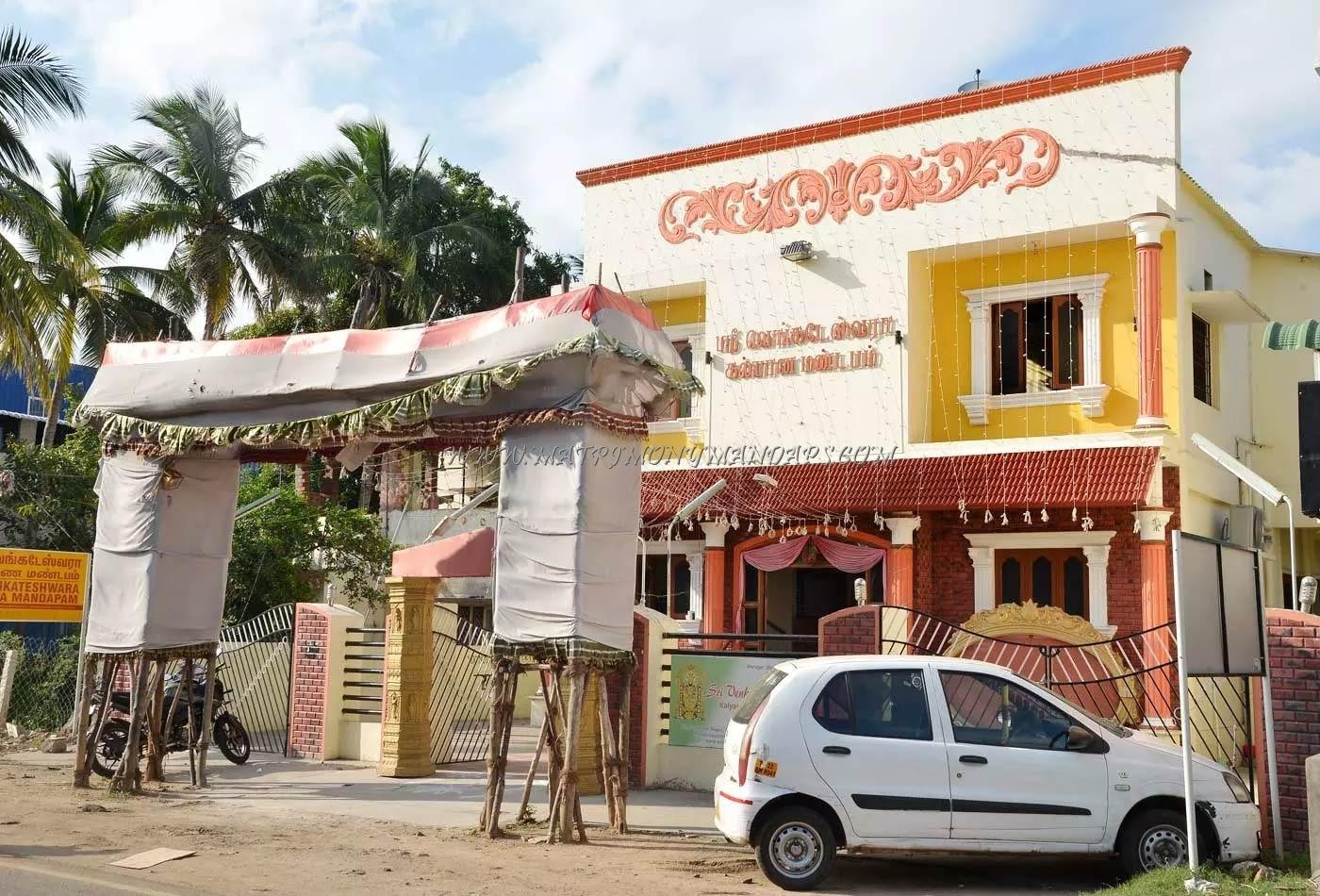 Find the availability of the Venkateshwara Kalyana Mandapam (A/C) in Madambakkam, Chennai and avail special offers