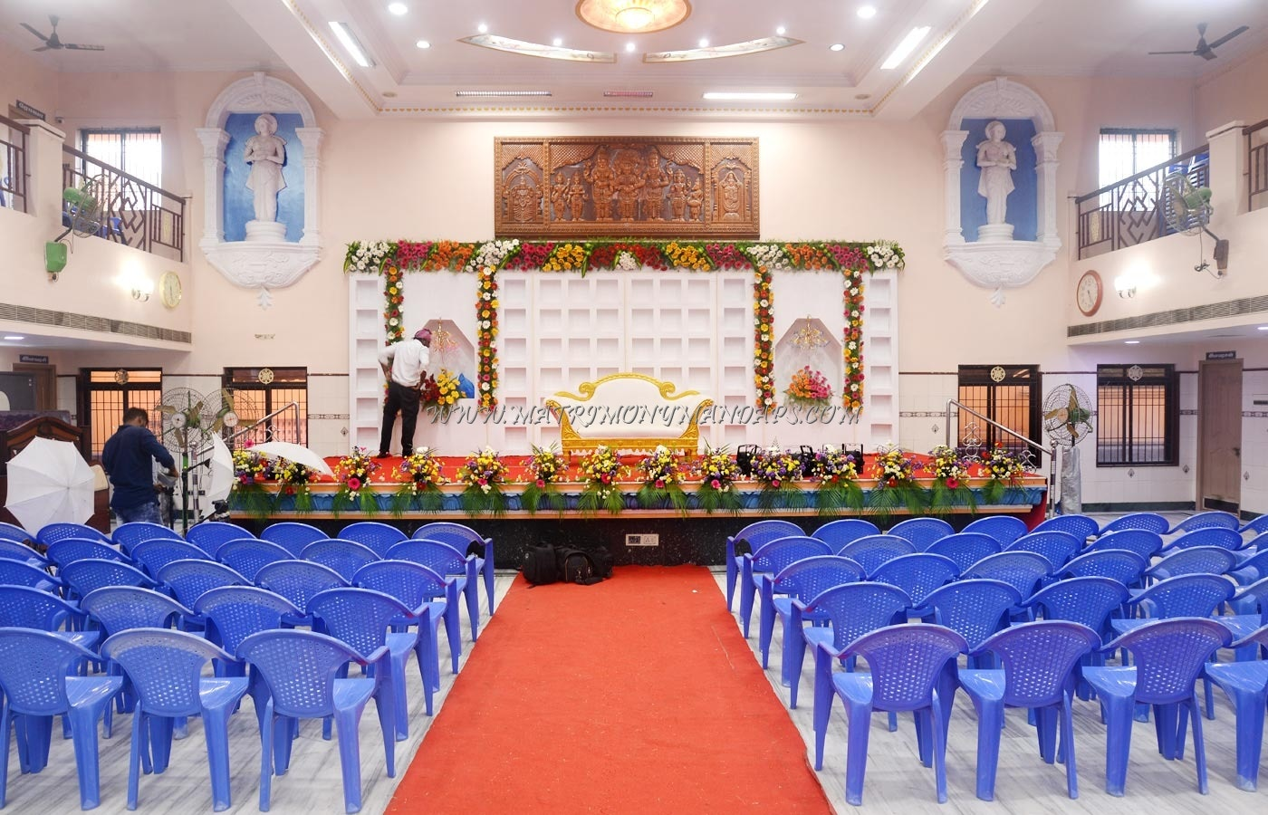 Find the availability of the Sri Lakshmi Mahal  (A/C) in Adambakkam, Chennai and avail special offers