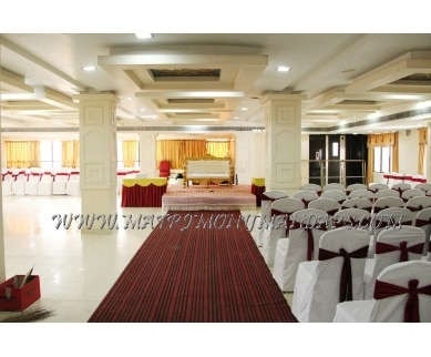 Explore Vennela Banquet Hall (A/C) in Attapur, Hyderabad - Pre-function Area