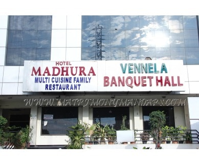 Explore Vennela Banquet Hall (A/C) in Attapur, Hyderabad - Entrance