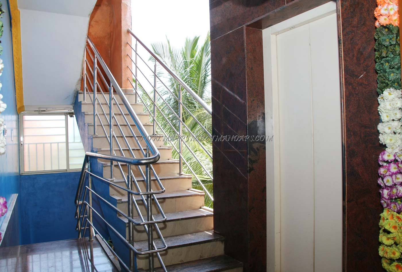 BSK Party Hall - Stairway