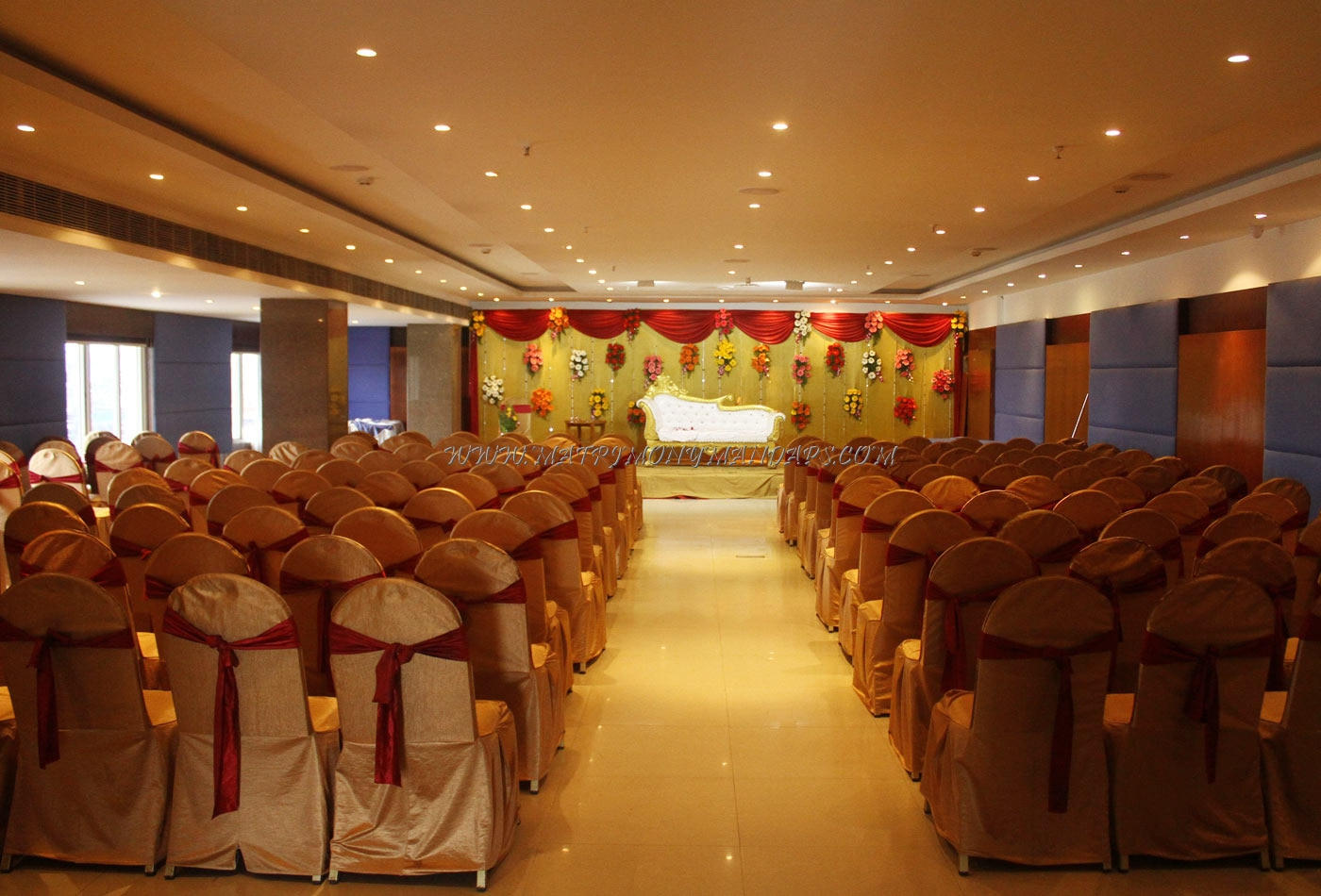 Hotel Time Square Coral Banquet - Pre-function Area