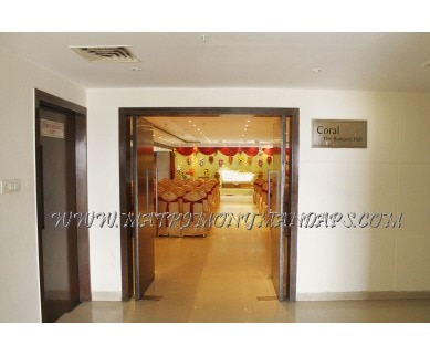 Explore Hotel Time Square Coral Banquet (A/C) in s p road, Hyderabad - Entrance